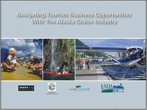 Want to do business with the cruise lines? The Alaska Office of Economic Development can help.