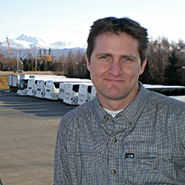 Josh Howes of Premier Alaska Tours