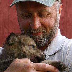 Patrick Lampi, executive director, the Alaska Zoo.