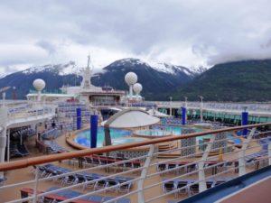 Explorer deck