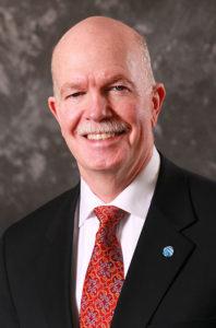 John Parrott, Ted Stevens International Airport Manager