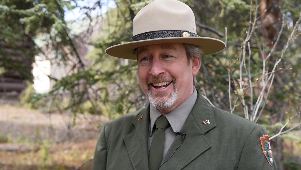 Don Striker, Superintendent, Denali National Park and Preserve