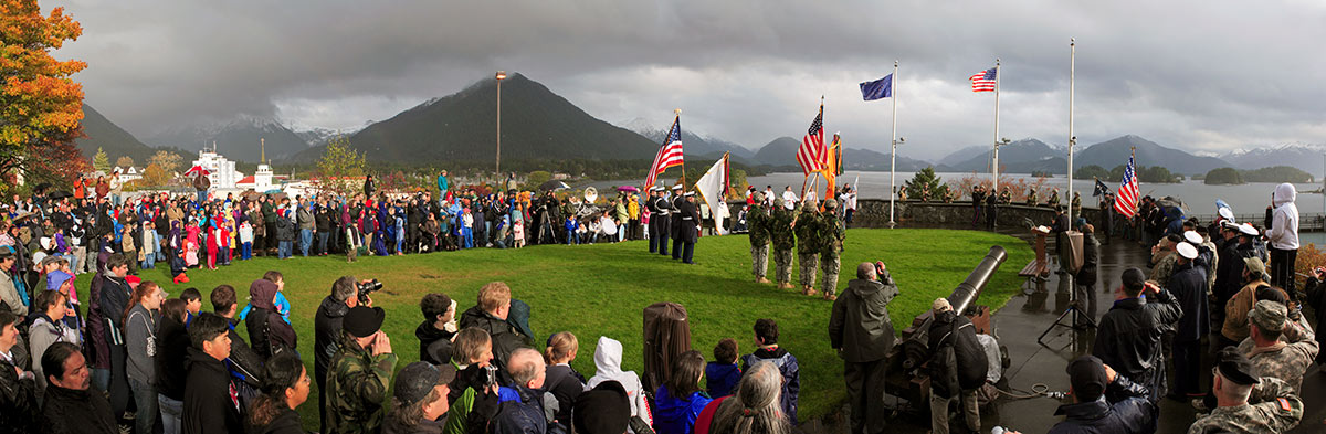 Castle Hill in Sitka - photo courtesy Visit Sitka-William Greer
