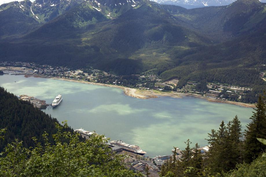 Juneau Gastineu Channel