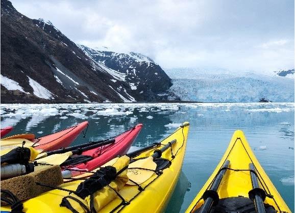 Windstar will offer kayaking in Misty Fjords National