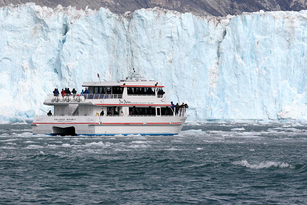 Stan Stephens Glacier & Wildlife Cruises