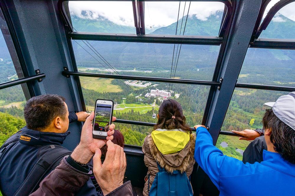 Mount Alyeska Tram