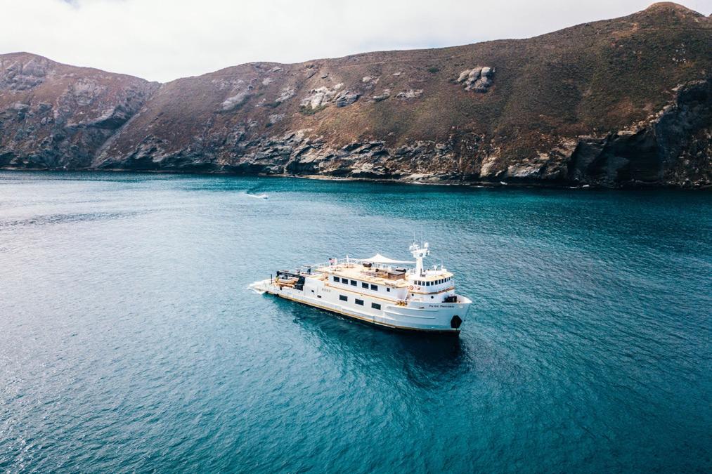 MV Pacific Provider