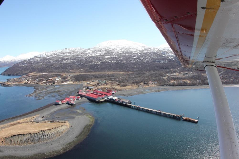 Larsen Bay Alaska