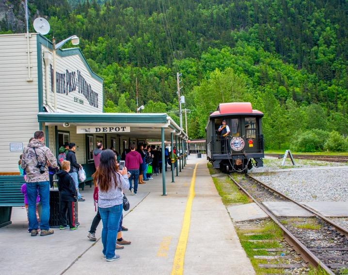 white-pass-station
