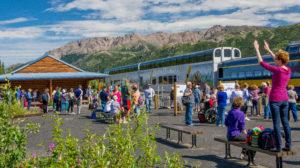 CLIA Alaska Denali RXR Depot